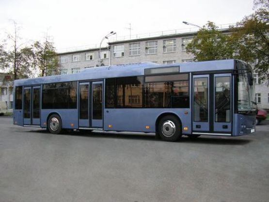 МАЗ-203069 (E-5) городской