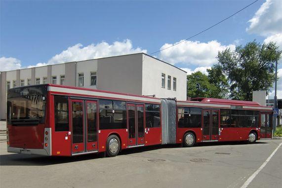 МАЗ-205069 (E-5) городской