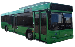 МАЗ 103С65 (газовый)