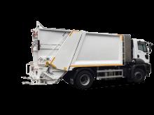 Ford Hidro-Mak 1833 DC (мусоровозы с мойкой контейнеров, 13 м3)