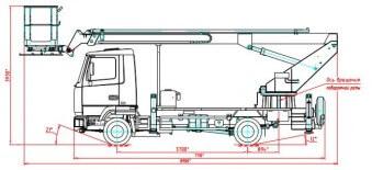 АТП-18-8 на шасси МАЗ-4371N2