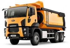 Ford Trucks 3542D (Hardox, 6x4, прямоугольное сечение)