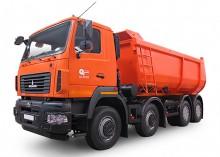 МАЗ-6516Е8-520-000