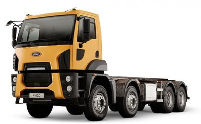 Ford Trucks 4142D DC (самосвальноешасси)