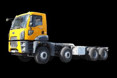 Ford Trucks 4142Р (самосвальное шасси)