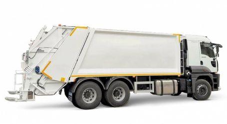 Ford Hidro-Mak 2533 DC (мусоровозы, 18.0м3)