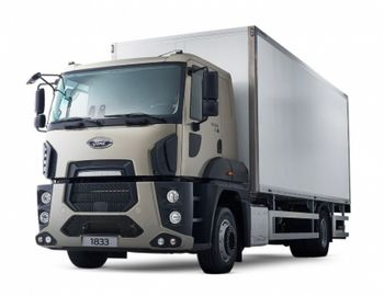 Ford Trucks 1833DC (борт, тент)