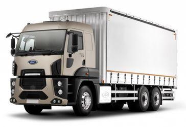 Ford Trucks 2533 (борт, тент)