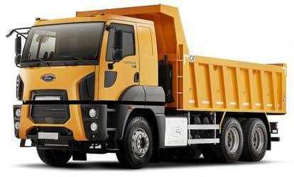 Ford Trucks 2533D LR (строительные,ST-52)