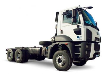 Ford Trucks 3542D DC (самосвальноешасси)