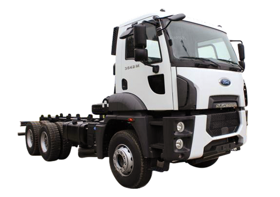 Ford Trucks 3542Р (самосвальное шасси)