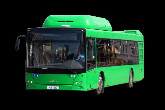 МАЗ 203С65 (газовый)