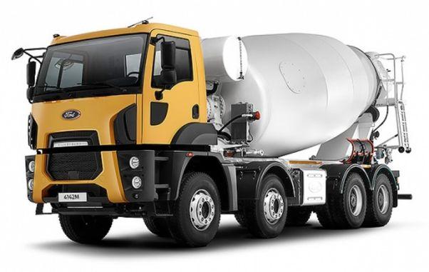 Ford Trucks 4142M АБС-10 IMER