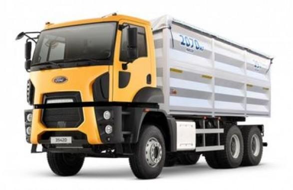 Ford Trucks 3542D Сельхозвариант(АЛЕКО)