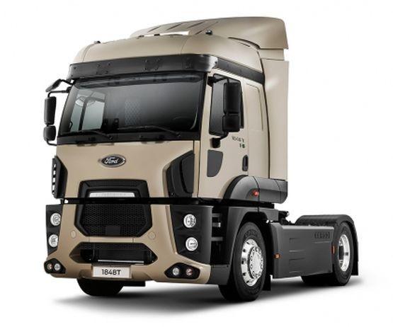 Ford Trucks 1848T (Механическая КПП)