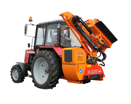 Универсальное навесное оборудование к тракторам