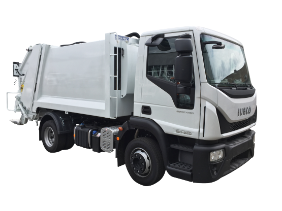 Мусоровоз Hidro-Mak 8 (IVECO EuroCargo ML120E22)