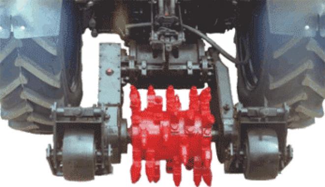 Оборудование навесное фрезерное (фреза барабанная)