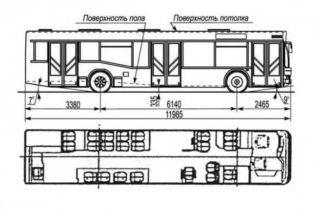 Городской автобус МАЗ 103486 - купить городской автобус МАЗ 103486