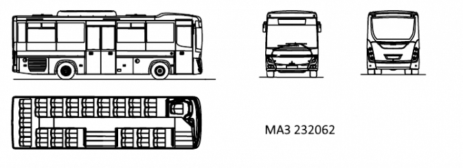 МАЗ 226063